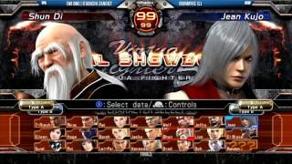 OHN14: Virtua Fighter 5: Final Showdown - Grand Finals - Itazan (Shun di) vs Myke (Kage)