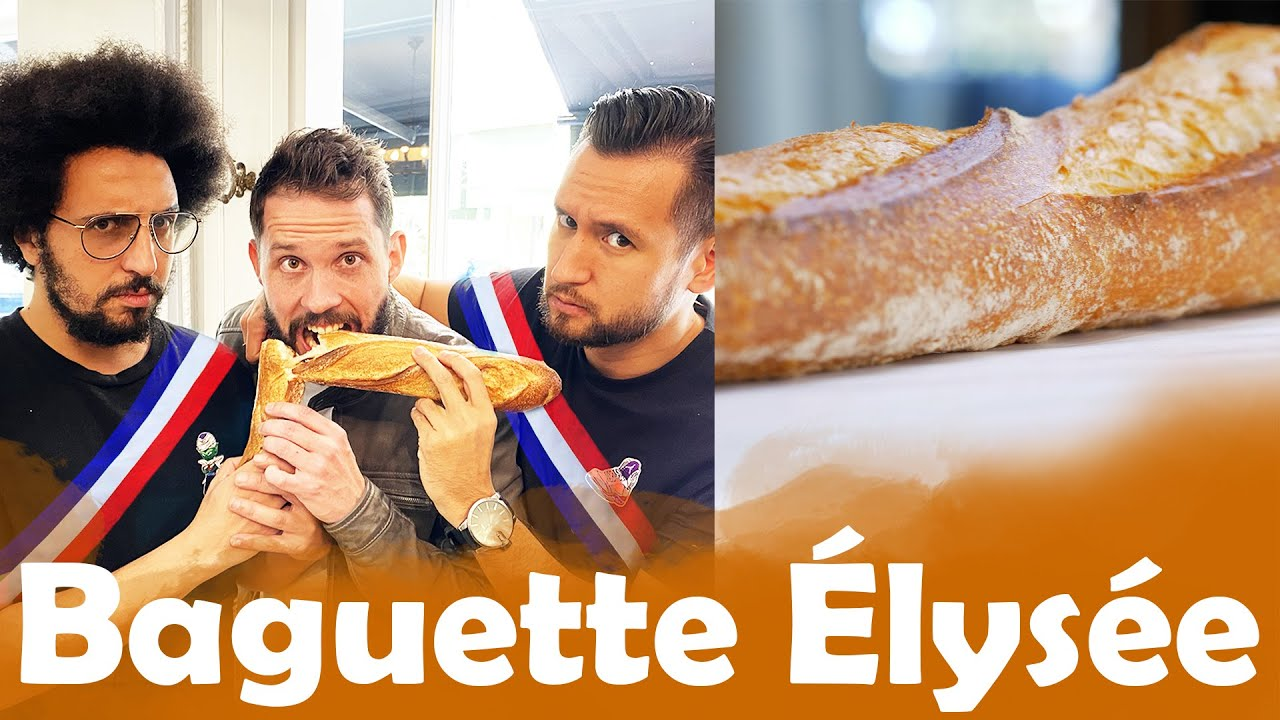 Baguette de SuperMarché VS LA Baguette de L'ÉLYSÉE avec ODAH & DAKO !