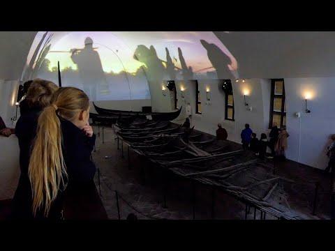 The Viking Ship Museum Oslo (Panasonic FZ2000 / FZ2500 low light / handheld)