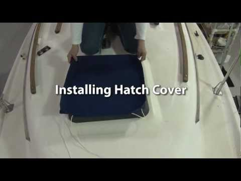 How to Make a Hatch Cover Video