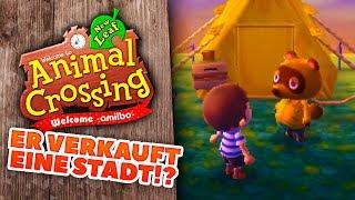 Er VERKAUFT eine STADT?! 🌳 01 • Let's Play Animal Crossing New Leaf [Staffel 6]