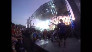 Creation 2014: Switchfoot - Meant to Live