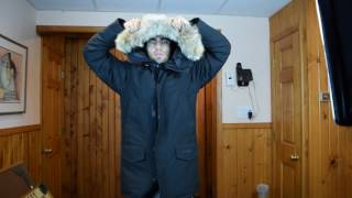 Canada Goose Langford Parka Overview