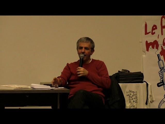 Le progrès m'a tuer - Entretien avec Philippe Souchet