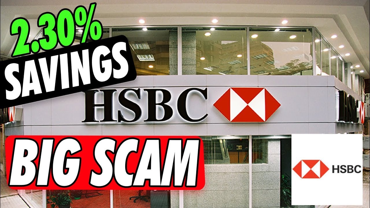 is the HSBC Direct Savings Bank Account a Scam 2 30% APY
