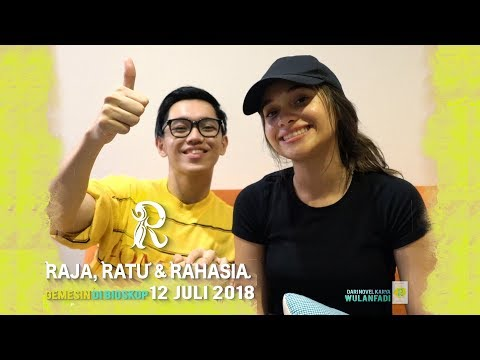 R - Raja, Ratu & Rahasia - Behind The Scene Part 15