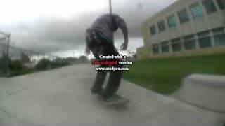 OTR Skate Shop- Ricky Flores