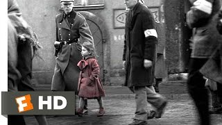The Girl In Red - Schindler's List  3/9  Movie Clip  1993  Hd
