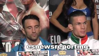 cotto vs canelo undercard press conference EsNews Boxing