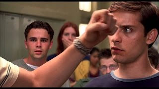 Peter Parker vs Flash Funny Reverse Fight Scene Movie Cuts