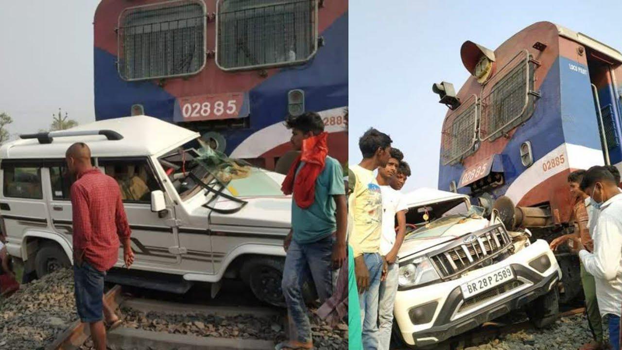 Top 15 : Mahindra BOLERO Crashes Train Vs Bolero | Desi G-WAGON ! ! ! #SuperSonic