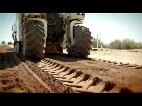 Soilworks' Soiltac Copolymer Road Stabilization & Dust Control Application Overview