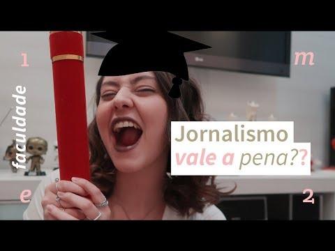 Faculdade de Jornalismo, como é o curso/trabalho?