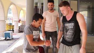Hände aus KABELBINDER befreien - Jungs der Straße zeigen MIR wie es RICHTIG geht! ׀ Michael SMOLIK ׀