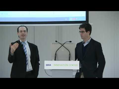 Bitcoin y Criptomonedas Exposicion en Centro de Innovacion BBVA