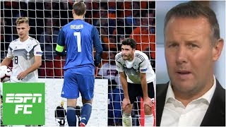 Reacting to Germany's latest low point: 'The whole thing just stinks' | UEFA Nations League