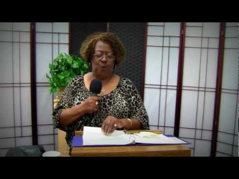 7th Hour Knowledge Of The Kingdom Of God, Instructor - Pastor Ollie Brown
