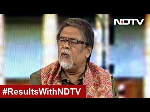 """Election Results: BJP Is Now """"Government-In-Waiting"""" In Bengal, Admits Trinamool's Chandan Mitra"""