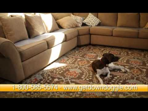 The Get Down Doggie Furniture Protector