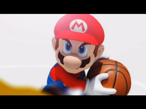 Mario Sports Mix (Wii U) - Sports Mix - Mushroom Cup