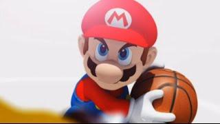 Mario Sports Mix (Wii U) - Sports Mix - Mushroom Cup