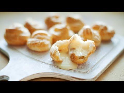 La recette de la pâte à choux