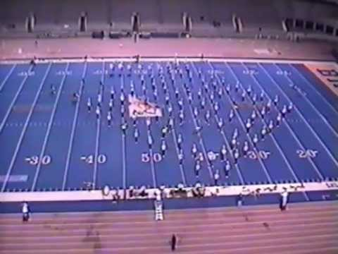 Centennial High School Marching Band 2001