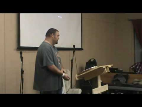 God's House ministries Eustace Tx Sunday Evening Services 2-5-2017 preaching by Anthony Whited