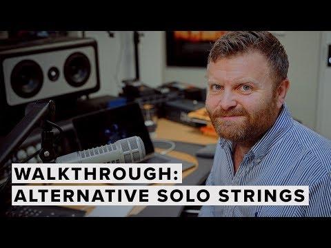 Walkthrough: Alternative Solo Strings