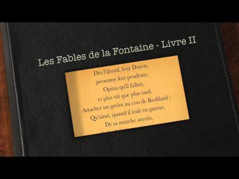 Conseil Tenu Par Les Rats - Fable De La Fontaine (livre Audio)