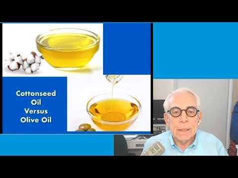 COTTONSEED OIL VS. OLIVE OIL FOR IMPROVING LIPID PROFILES