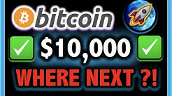 OMFG!! BITCOIN CRASH AT $10K!! WHERE NEXT?!🤬Crypto Analysis TA Today & BTC Cryptocurrency Price News