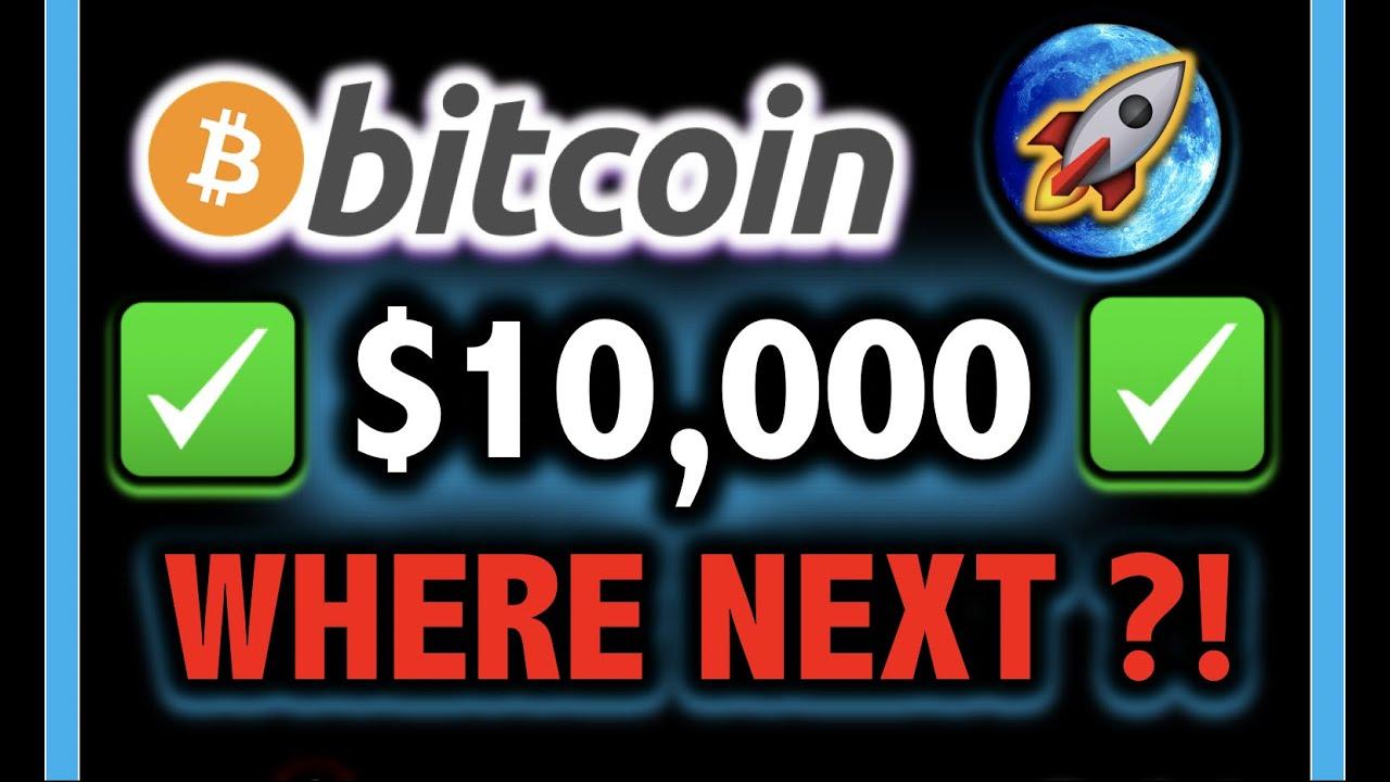 OMFG!! BITCOIN CRASH AT $10K!! WHERE NEXT?!🤬Crypto ...