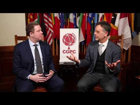 CGPC Speaker Series Interview - Dr. Ron Deibert
