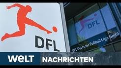 CORONAVIRUS: So soll die Bundesliga und 2. Liga wieder anlaufen