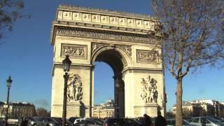 フランス:凱旋門