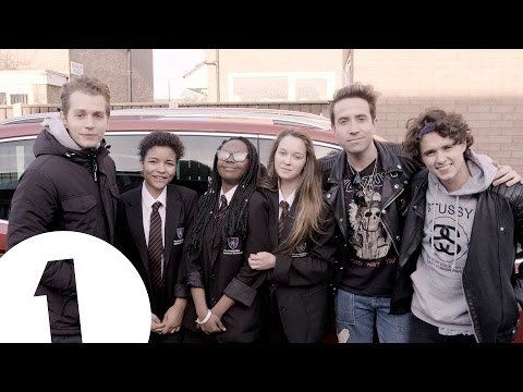 The Vamps do The School Run
