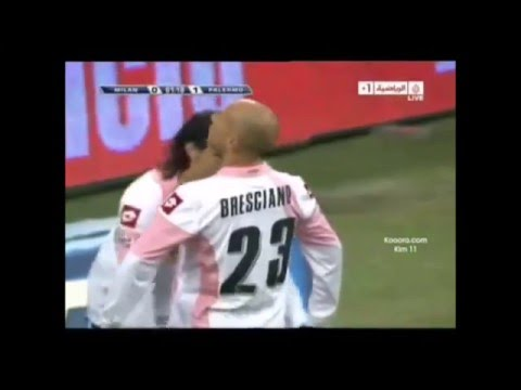 Mark Bresciano - the standing celebration