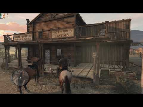 Red Dead Redemption - RPCS3 4K - Massive Improvements - Extended Gameplay