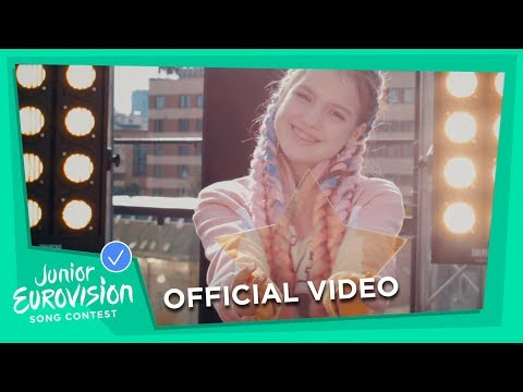 Anna Filipchuk - Unbreakable - Russia 🇷🇺- Official Music Video - Junior Eurovision 2018