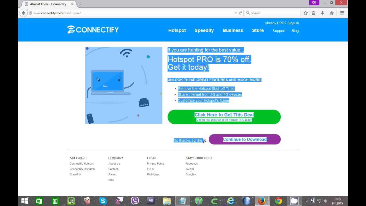 connectify dispatch pro 2019