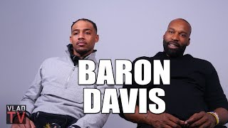 Baron Davis on Athletes Going Broke: Me and My Homies are Filthy Rich (Part 2)