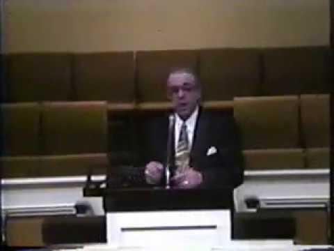 Jack Hyles Sermon: Undone