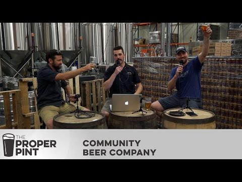 The Proper Pint - EP2 - Community Beer Company