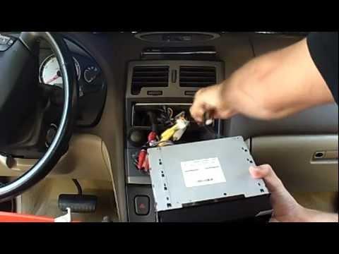 hqdefault?sqp= oaymwEWCKgBEF5IWvKriqkDCQgBFQAAiEIYAQ==&rs=AOn4CLDd9BHPhN09cNDZUMFydaej4MSIMw how to car bose stereo removal nissan maxima and repair replace  at fashall.co