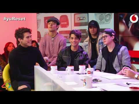 CNCO Fashion Styles? | Interview Spain 2017 [ENGSUB]