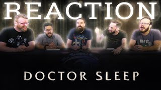 DOCTOR SLEEP - Final Trailer REACTION!!
