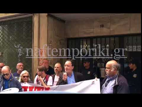 Πλειστηριασμοί: Συγκέντρωση διαμαρτυρίας στην Καποδιστρίου