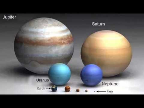 Kada bi planete bile umjesto mjeseca I Jeste li znali