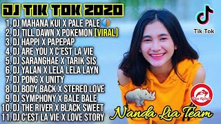 Download Dj Tik Tok Terbaru 2020 x Dj Dusk Till Dawn x Pokemon x Happi x Saranghae Full Album Remix 2020